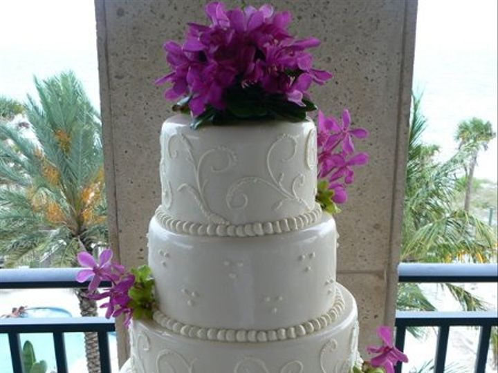 Tmx 1226516855585 5tier Bradenton, FL wedding cake