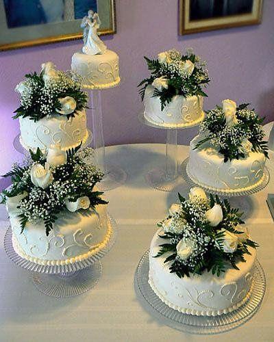 Tmx 1236624328751 6cascading Tiers L Bradenton, FL wedding cake