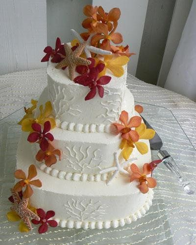 Tmx 1236624899219 Ryo Flower Star L Bradenton, FL wedding cake