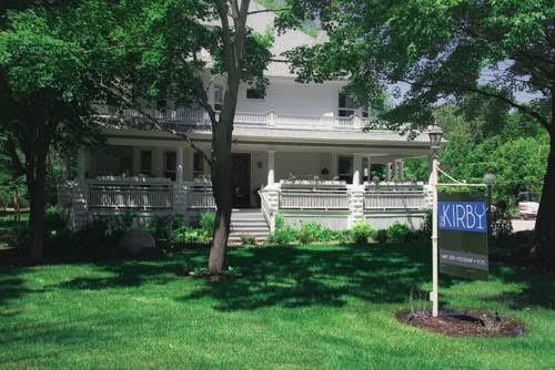 The Kirby, boutique hotel, restaurant, wine lounge, + wedding venue