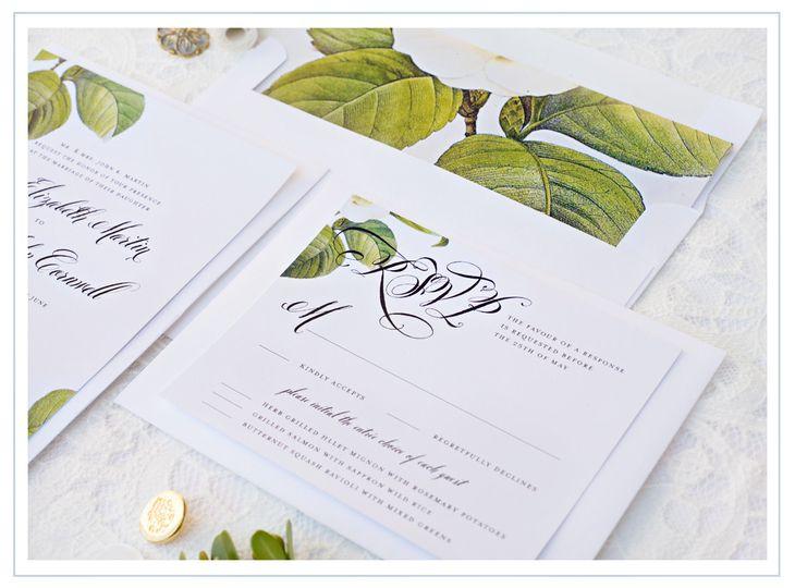 Botanicals | Elegant | Vineyard wedding | Southern Wedding