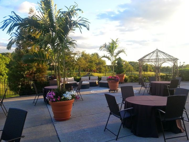 Tmx 1424556995368 Patio June 6th 2014 6 Little Neck, NY wedding venue