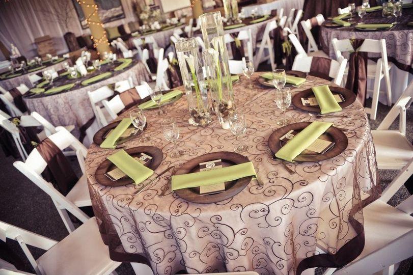 Table settinkkg