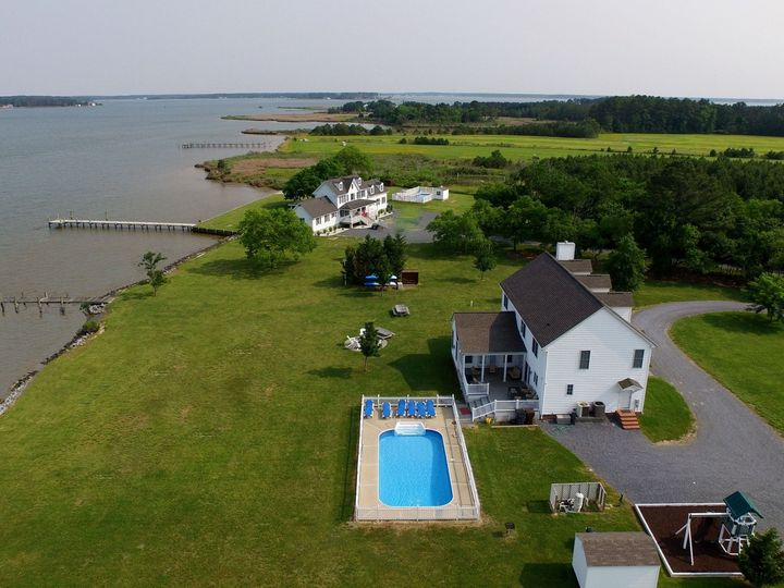 Tmx 1463501682646 Mariner  Chart House From The Air For Website Cambridge, MD wedding venue