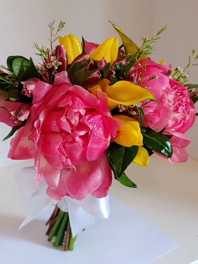 Peonies are Special
