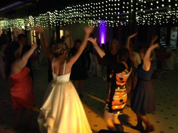 Tmx 1454387331659 Dancinggirls Bartlesville wedding dj