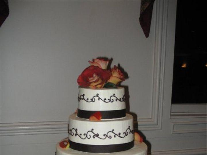 Tmx 1231537225982 IMG 3117 Auburn wedding cake