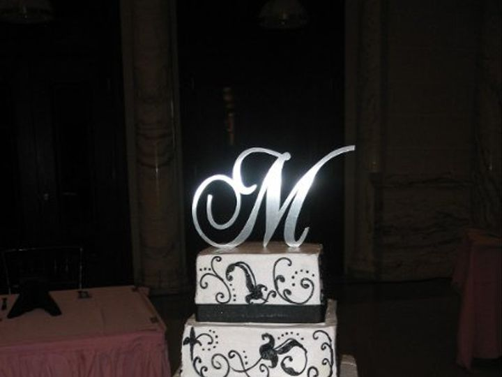 Tmx 1231633930437 IMG 2643 Auburn wedding cake