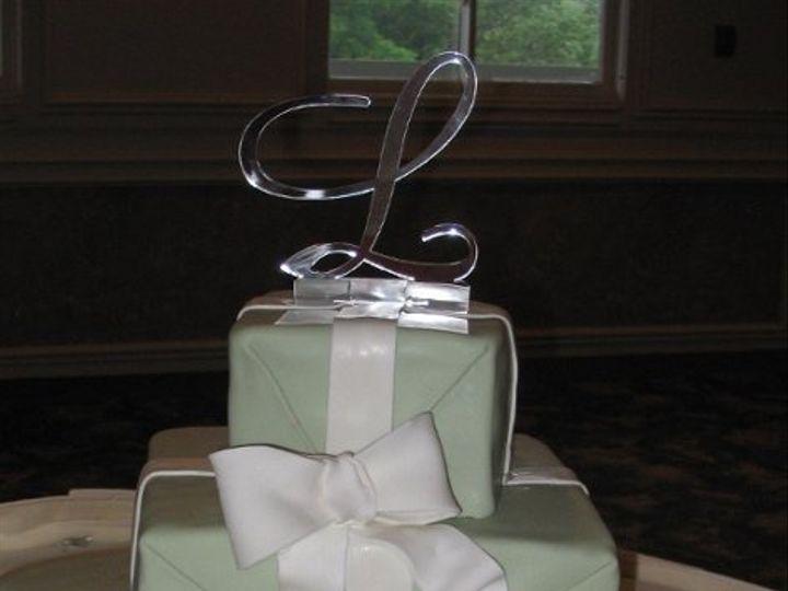 Tmx 1231796564936 Greengiftboxs Auburn wedding cake