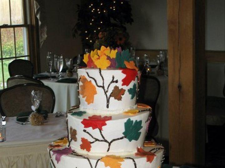 Tmx 1257602733067 IMG3613acopy Auburn wedding cake