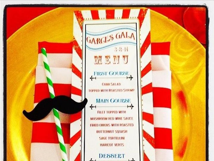 Tmx 1399957702713 Circus Theme Men Bakersfield wedding invitation