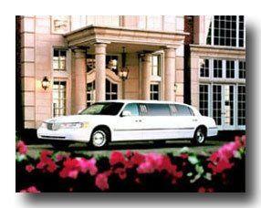 6 passenger stretch limousine