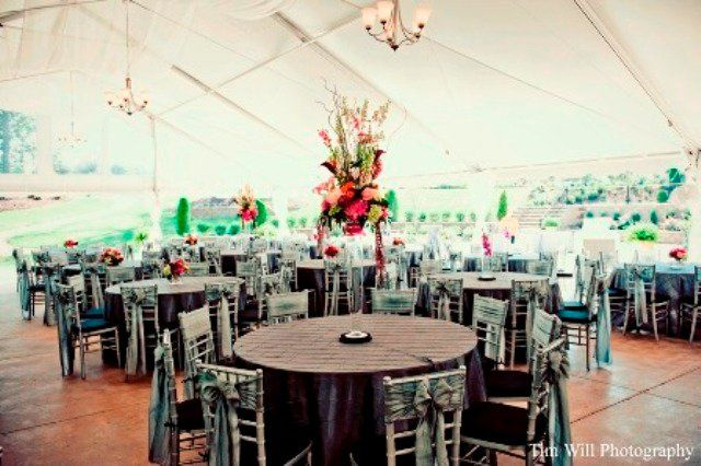 Chairs & Linens by All Occasions Party Rentals