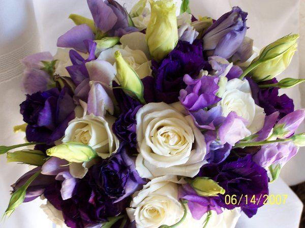 roses,sweet peas, lizzy,