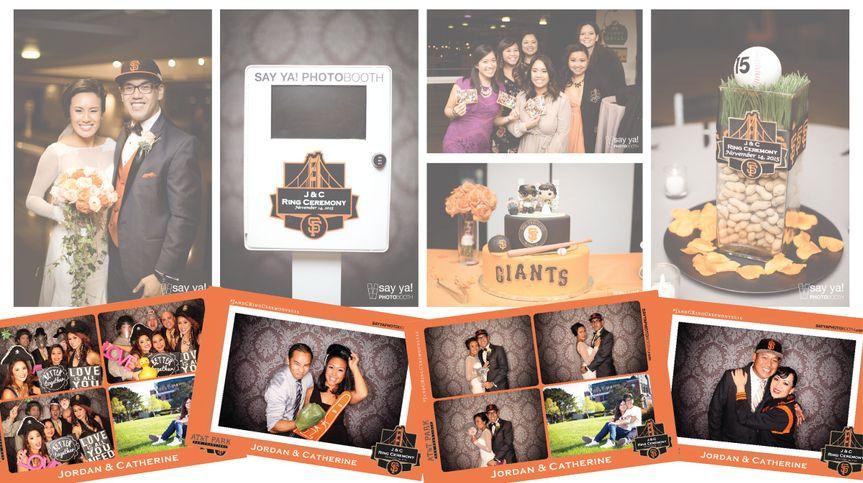 weddingsattparksay ya photobooth