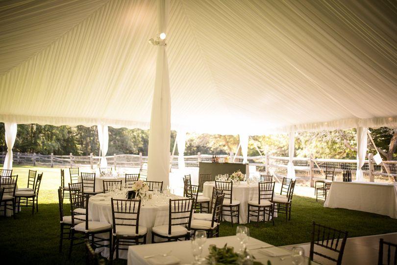 B.C. Tent u0026 Awning Co. Inc. Outdoor ambiance & B.C. Tent u0026 Awning - Event Rentals - Avon MA - WeddingWire