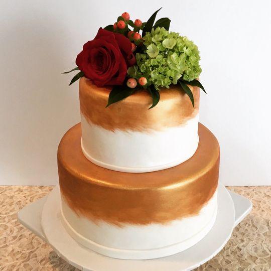 Baked By Amy Wedding Cake Grand Rapids Mi Weddingwire