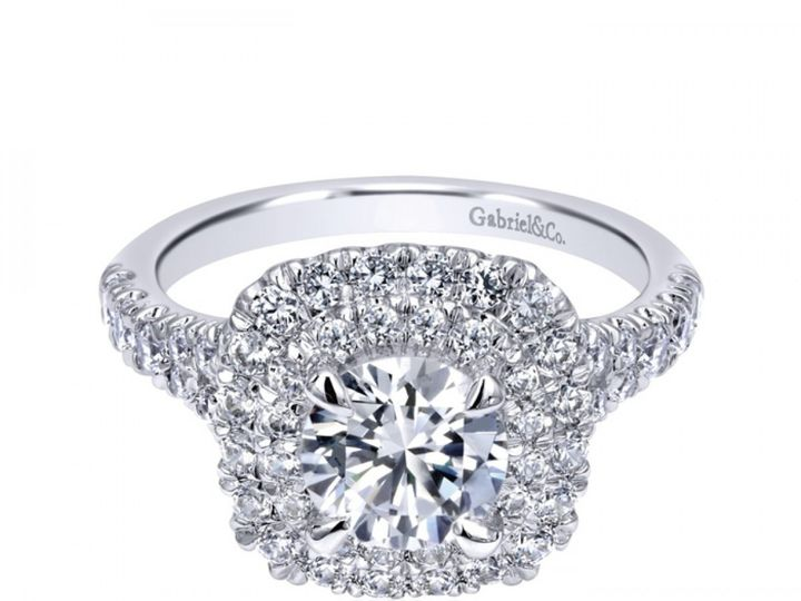 Tmx 1455906519478 Another Gabriel Ring Orlando wedding jewelry