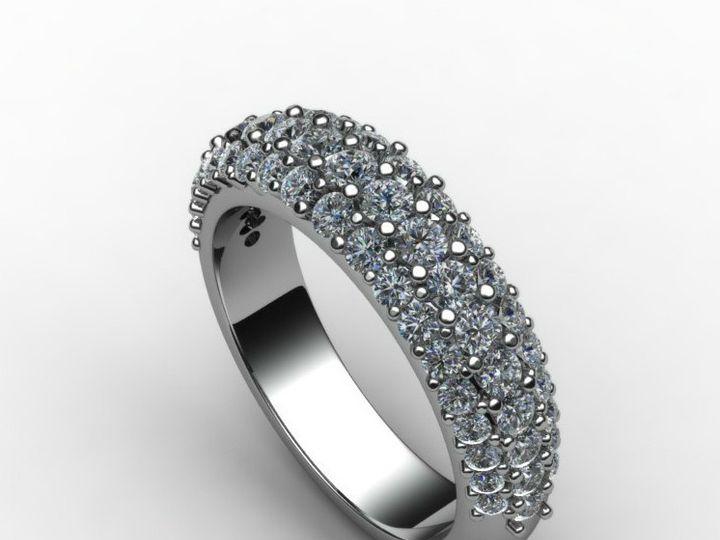 Tmx 1455906988001 Website Custom Wedding Band2 Orlando wedding jewelry