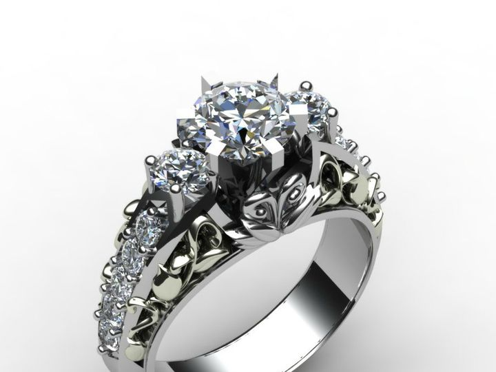 Tmx 1455907018919 Website Custom Ring Orlando wedding jewelry