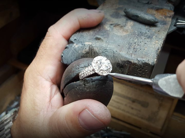 Tmx 1455907055698 Setting Diamond  Orlando wedding jewelry