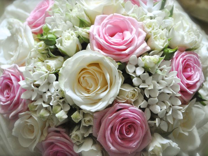 Tmx 1414630488505 White And Pink Wedding Flowers Selinsgrove, PA wedding florist