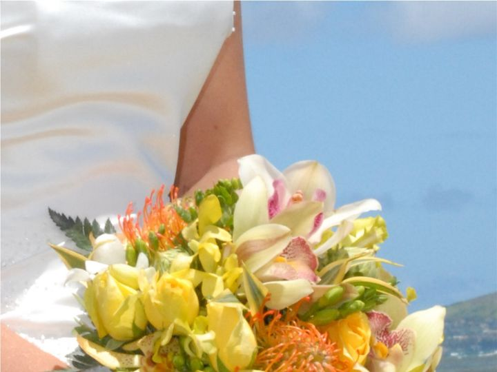 Tmx 1486492714604 Tropical Wedding Flowers2 Selinsgrove, PA wedding florist