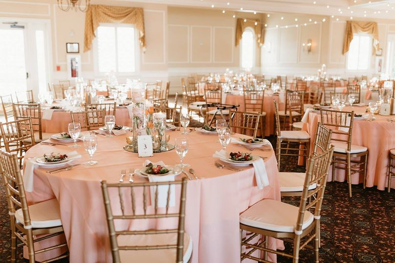 Ballroom Guest Table