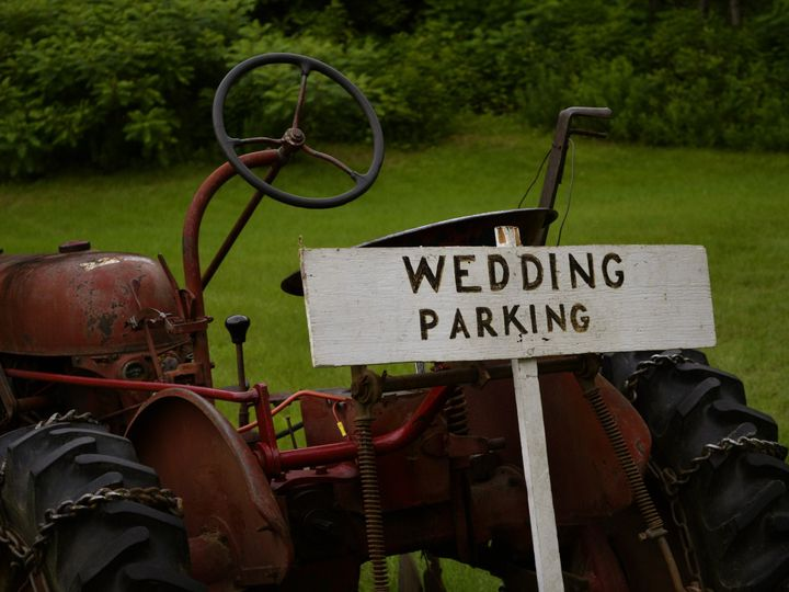 Tmx 1379961286414 Ajs2wedparktractor Williston, VT wedding venue