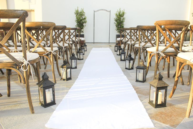 Starlight Terrace Ceremony