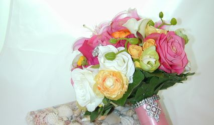 Keepsake Silk Flowers 1