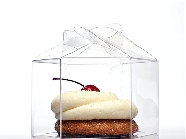 Tmx 1465486005131 Cupcake Box Twisttop Cbs238 El Dorado Hills wedding favor