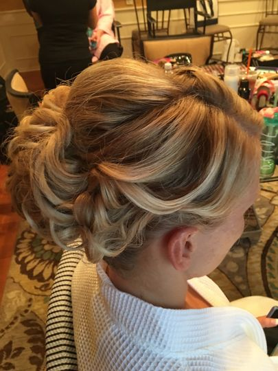 Updo trial