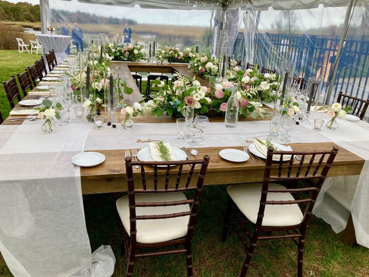 Smaller event table setting