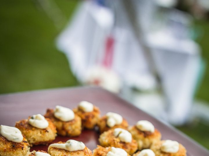 Tmx 1458238356898 Lindsey  Crab Cakes Provincetown wedding catering