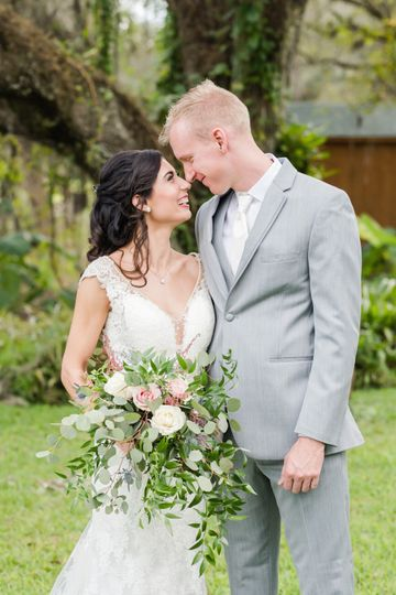 Southern Streams Ranch wedding