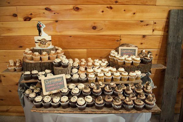 All cupcakes