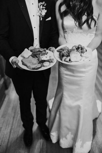 Real Wedding - Loose Mansion // Hope and Nathan - Kansas City Wedding  Photo Captured By: Bethany...