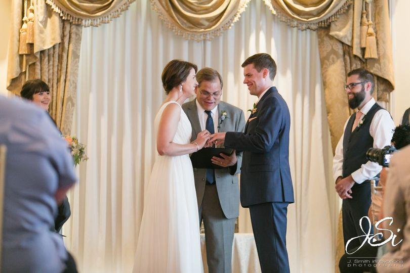 Loose Mansion - Ceremony  Photo Credit : JSi Photography