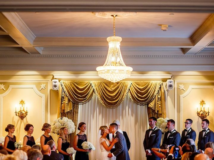 Tmx 1442950796420 Main Level Ceremony By Wirken Photography Kansas City, MO wedding venue
