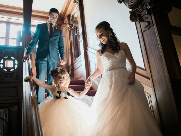 Tmx 1485291617694 Grand Entrance   Smaller Kansas City, MO wedding venue