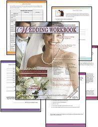Cover of Phoenix Wedding Workbook