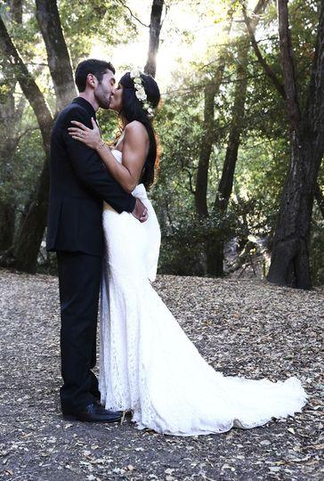 Outdoor wedding DLGM Weddings