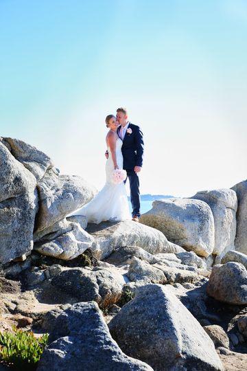Rocky scenery DLGM Weddings