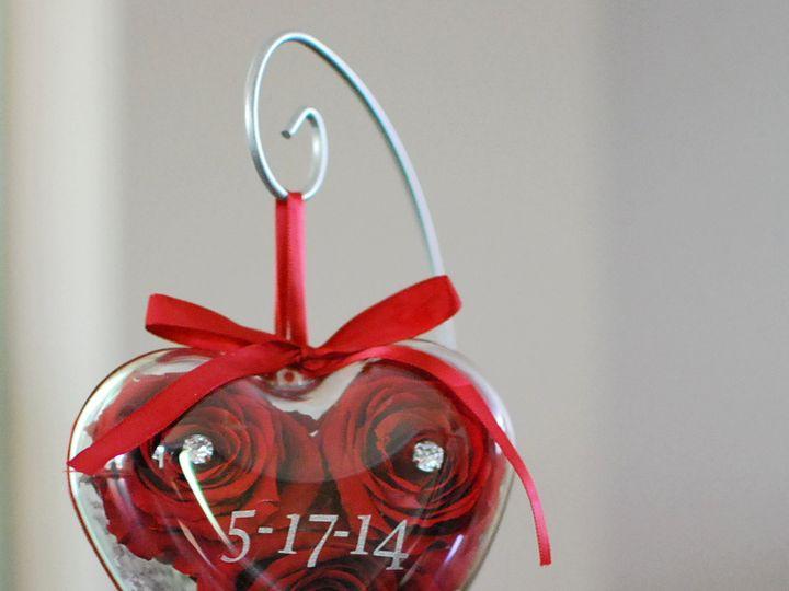 Tmx 1447197891156 Heart Ornament 3 Kennett Square wedding florist