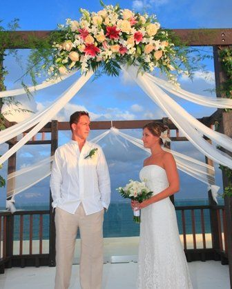 Tmx 1283455084741 FIRSTSKYWEDDINGATAZSlowres West Chicago, Illinois wedding travel