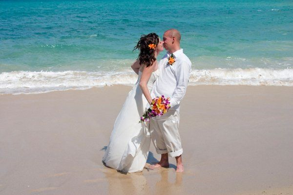Tmx 1320245339184 Beachcouplekissing West Chicago, Illinois wedding travel