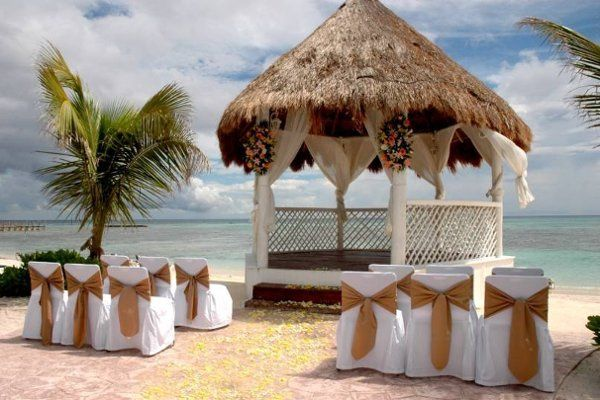 Tmx 1327616659752 BeachfrontGazeboElDoradoSeasideSuites West Chicago, Illinois wedding travel