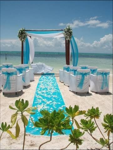 Tmx 1327617499961 BeachfrontexoticgazeboAzulBeachHotel West Chicago, Illinois wedding travel