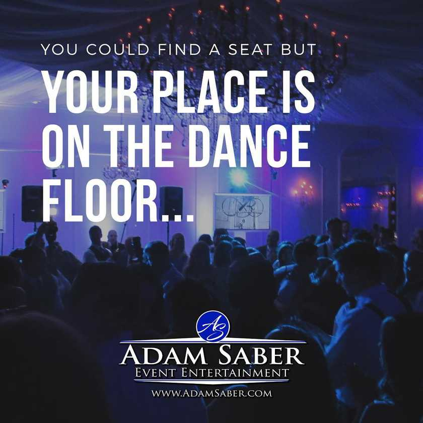 Adam Saber Event Entertainment